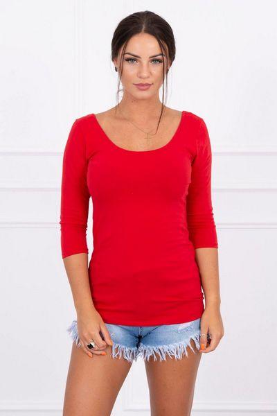 Tričko Bella červená
