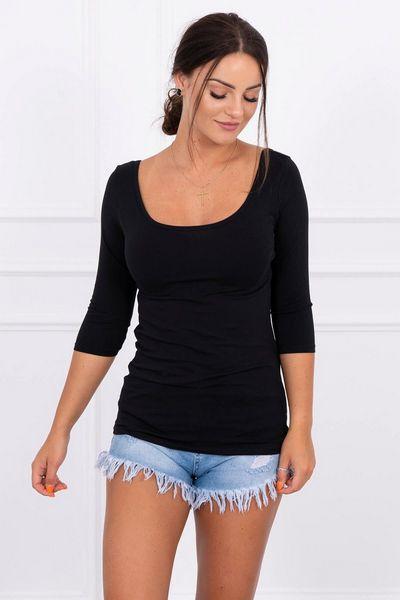 Tričko Bella čierna