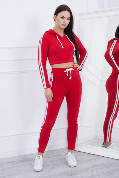 Športová súprava Remi červená